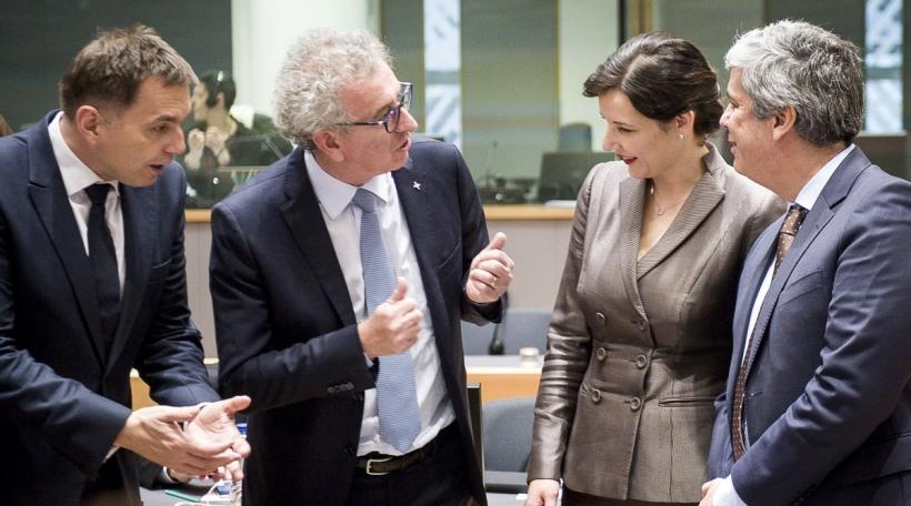 Virum Vott vum neie President vum Euro-Grupp