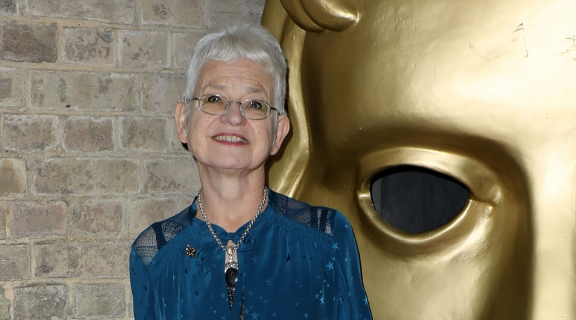 Jacqueline Wilson bei de  British Academy Children's Awards