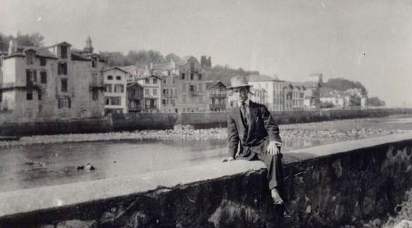 De Maurice Ravel 1914 zu Ciboure