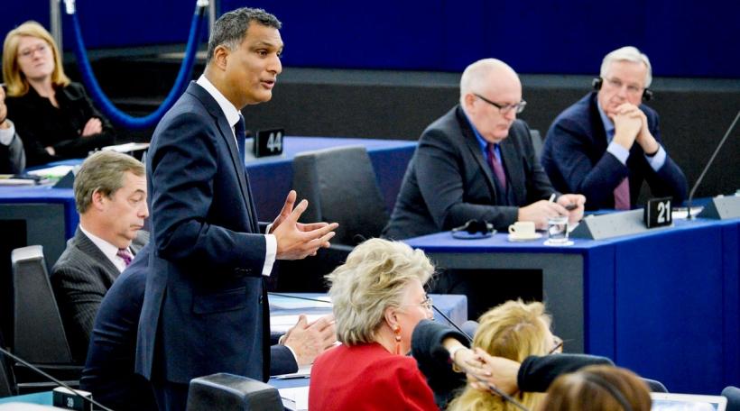 Europarlament debattéiert iwwert Brexit