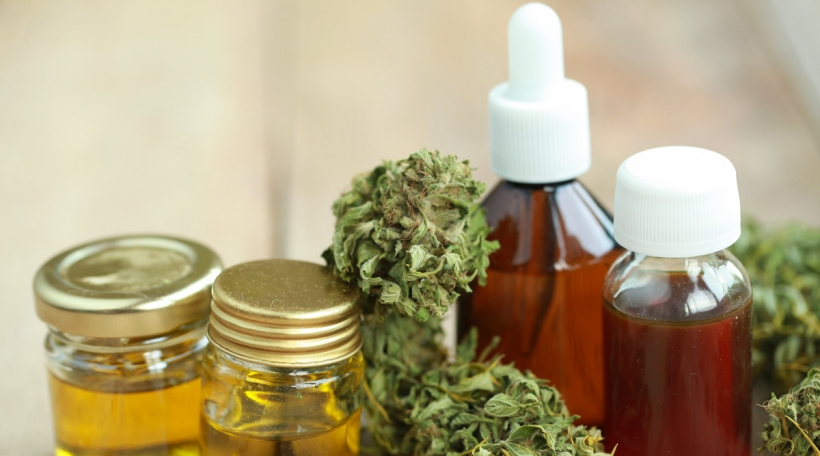 Cannabis Medezin