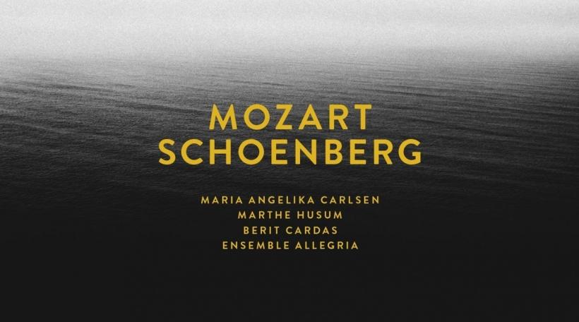 Mozart Schoenberg Cover