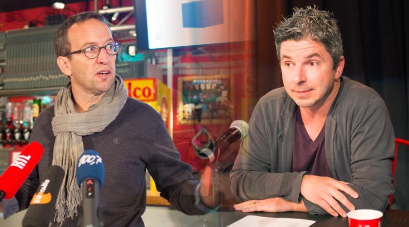 Laurent Loschetter - Olivier Toth
