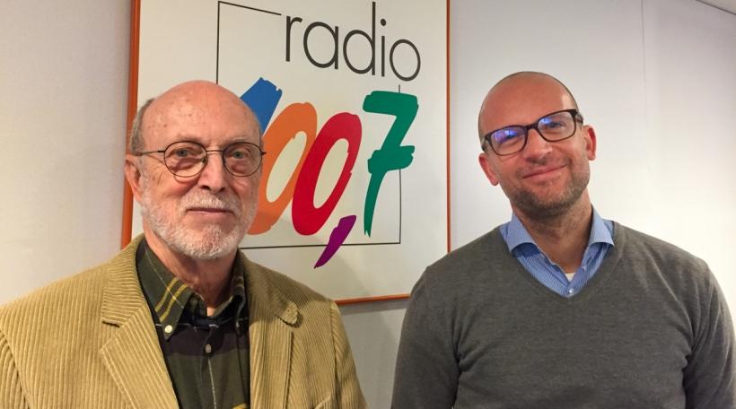 Francis Schartz a Frank Vansteenkiste