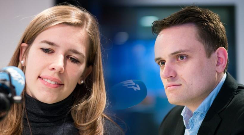 Elisabeth Margue & Jimmy Skenderovic