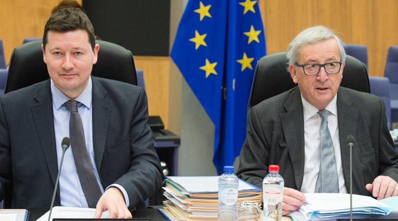 Martin Selmayr, Jean-Claude Juncker