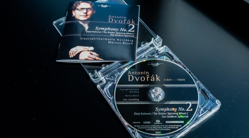 CD vun der Woch Dvorak
