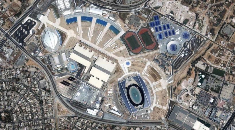 Satellitebild