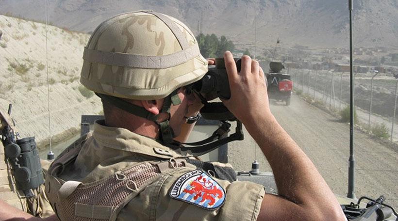 Lëtzebuerger Zaldot an Afghanistan