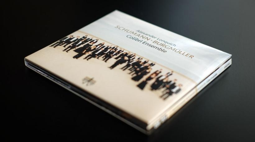 Schumann - Burgmüller / Alexander Lonquich - Colibrì Ensemble