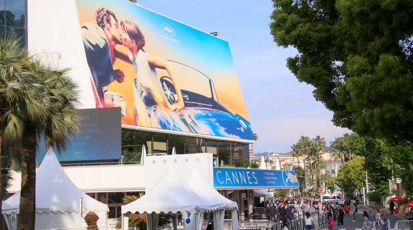 Festival de Cannes 2018 Denis Makarenko