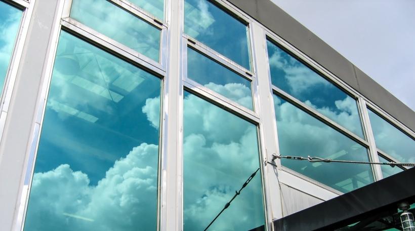 Guardian Fënsteren Glas