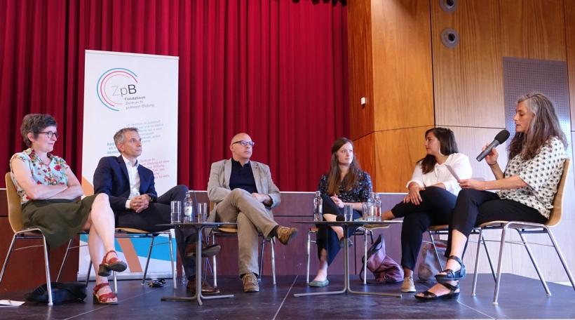 Table Ronde iwwer politesch Bildung zu Lëtzebuerg