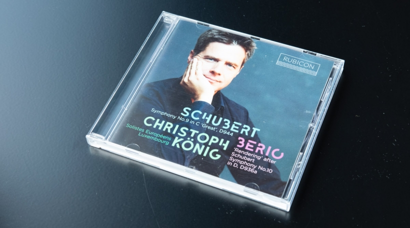 Christoph König - Schubert Symphony No 9 in C 'Great'