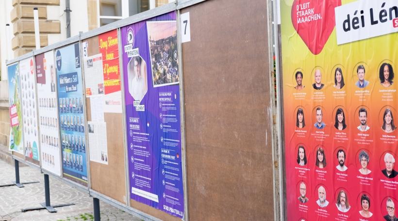 Wahlplakater
