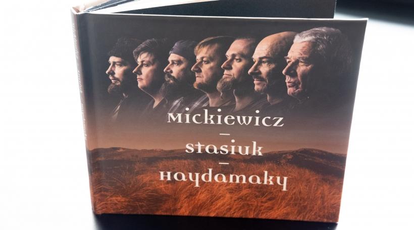 Mickiewicz Stasiuk Haydomaky fir Valerija