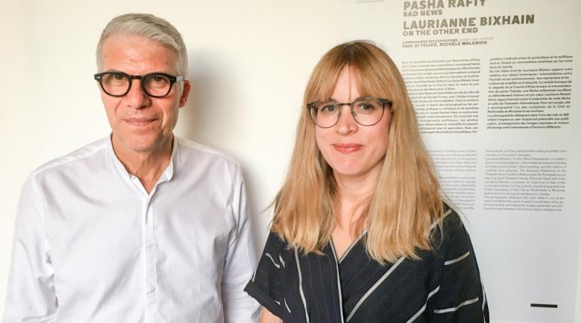 D'Lët'z-Arles-Ausstellungscommissaire Paul Di Felice a Michèle Walerich.jpg