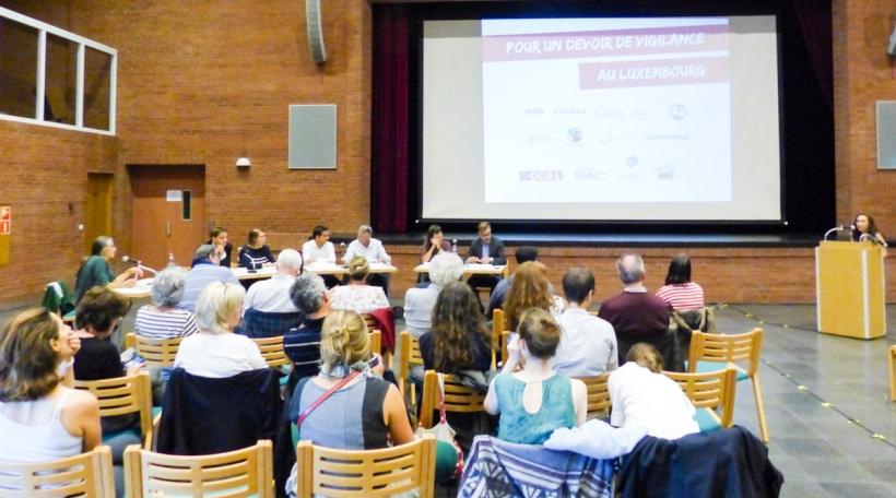 Mënscherechter Entreprisen Responsabilitéit Konferenz
