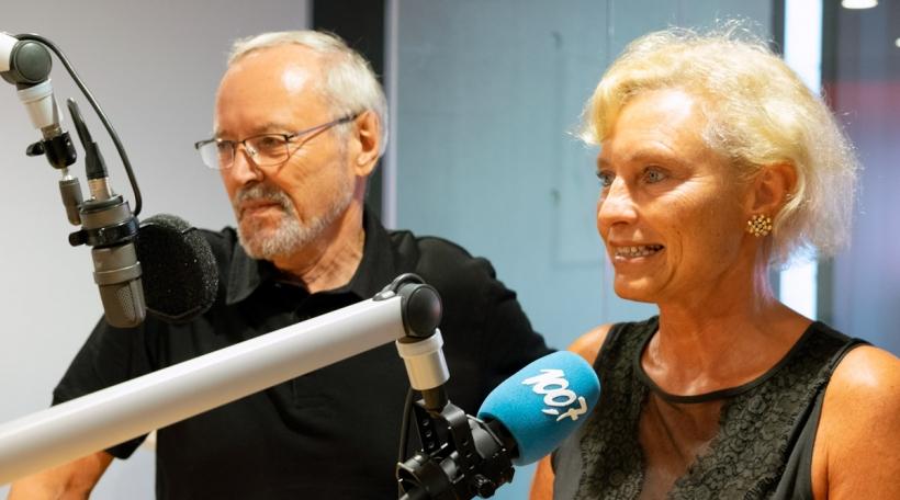 Jochen Herling a Martine Theisen