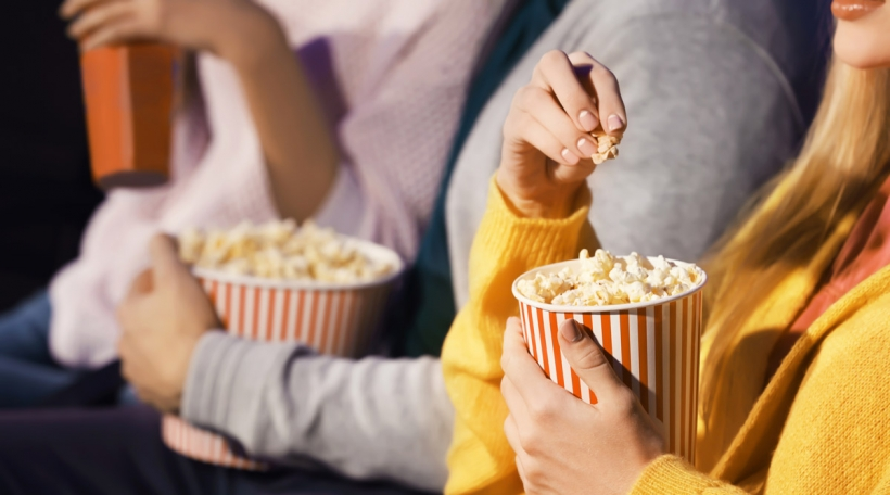 Popcorn am Kino