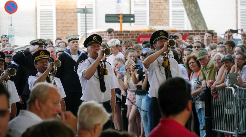 Trompettisten zu Ypres