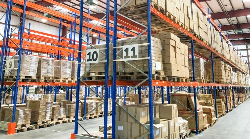 Cargo-Zenter Center Post Lëtzebuerg