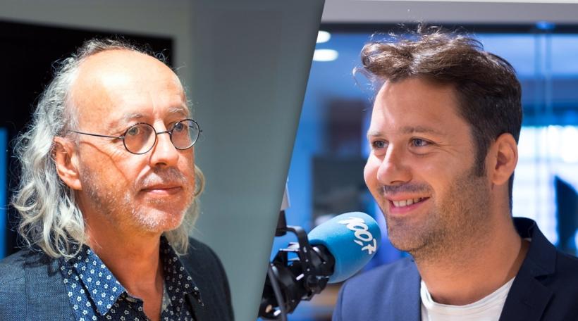 Roby Steinmetzer a Maxime Bender