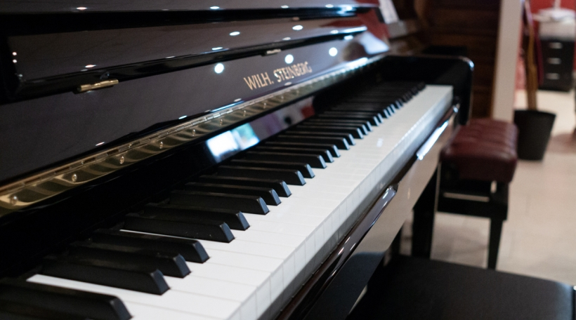 E Wilhelm Steinberg Piano