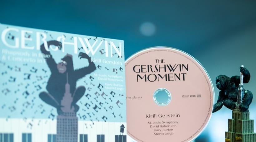 CD vun der Woch - Gerstein