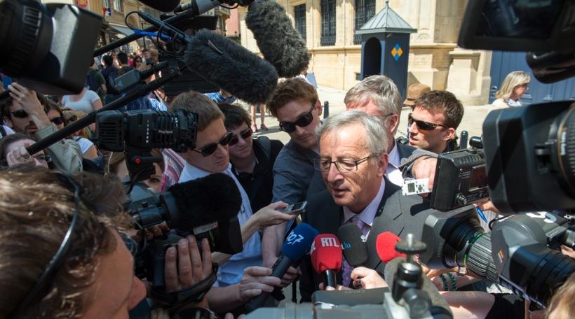Juncker, 2013