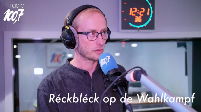 Réckbléck op d'Wahlkampfwoch 5