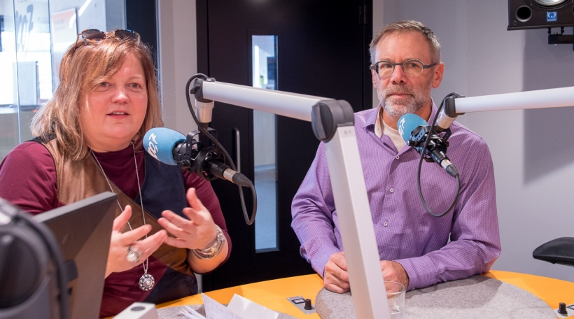 Dr. Michael Ungar a Karin Kirsch