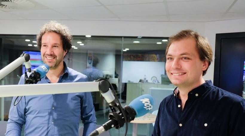 Paul Galles a François Benoy