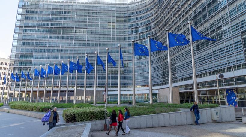 D'Gebai vun der Europäescher Kommissioun
