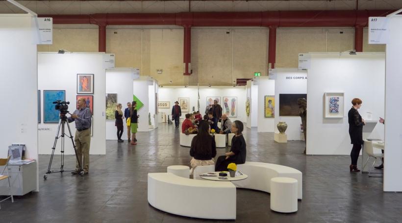 Luxembourg Art Week 2017