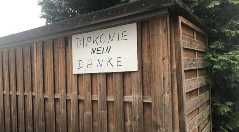 Flüchtlingsheim Trier