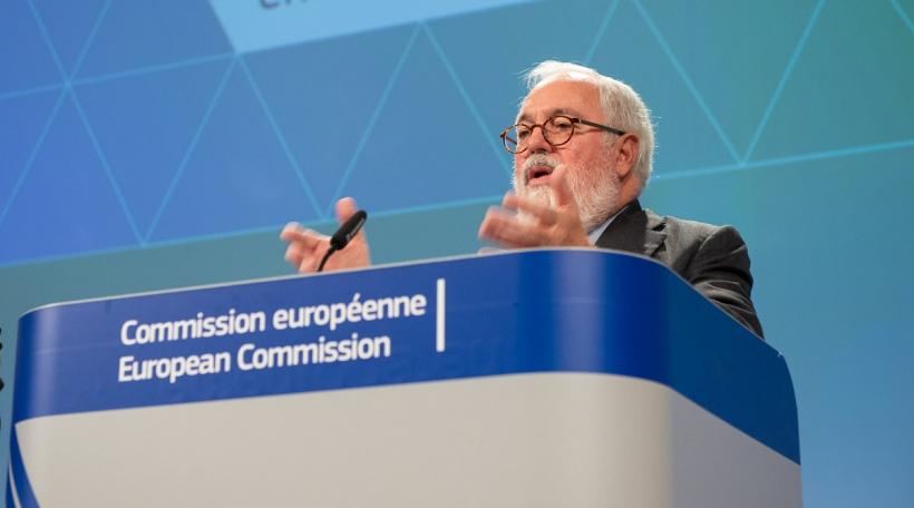 EU-Kommissär Arias Canete