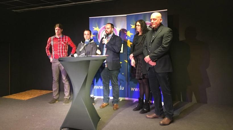 Europakongress vun der Piratepartei