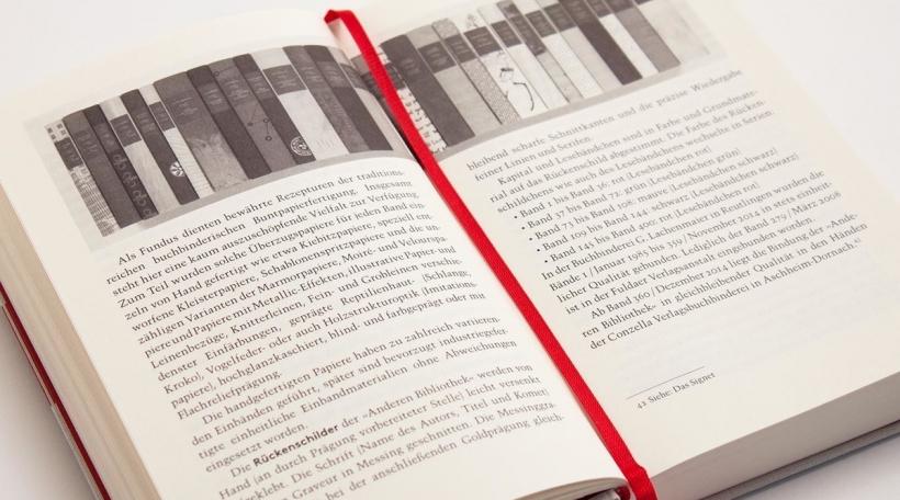 Die Chronik der Anderen Bibliothek