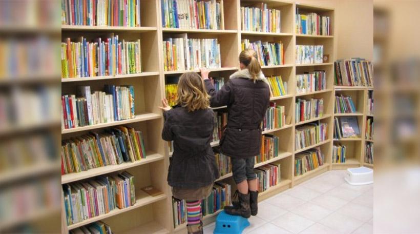 Jugendbibliothéik