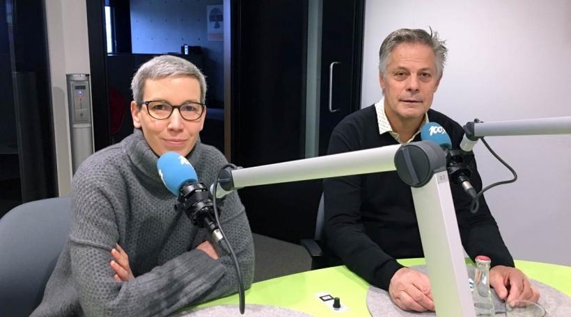 Sam Tanson, Jo Kox