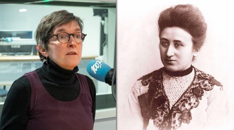 D'Renée Wagener iwwer d'Rosa Luxemburg