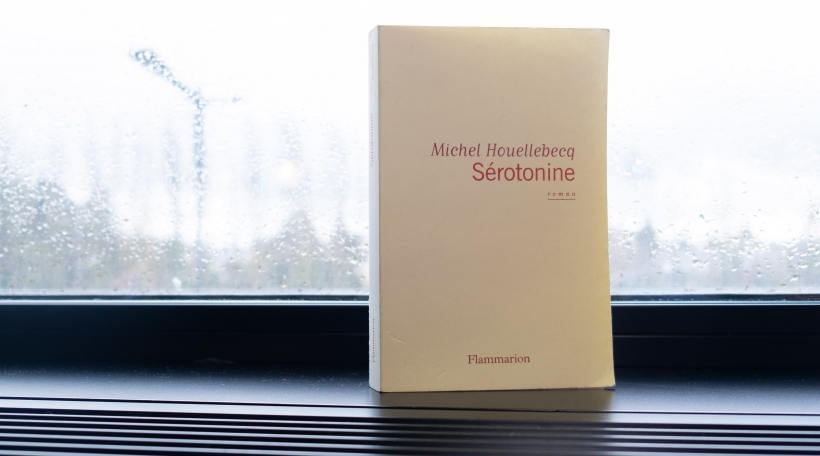 Michel Houellebecq - Sérotonine