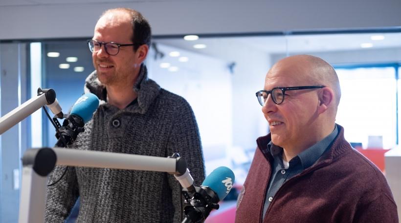 Marc Schoentgen a Romain Schroeder