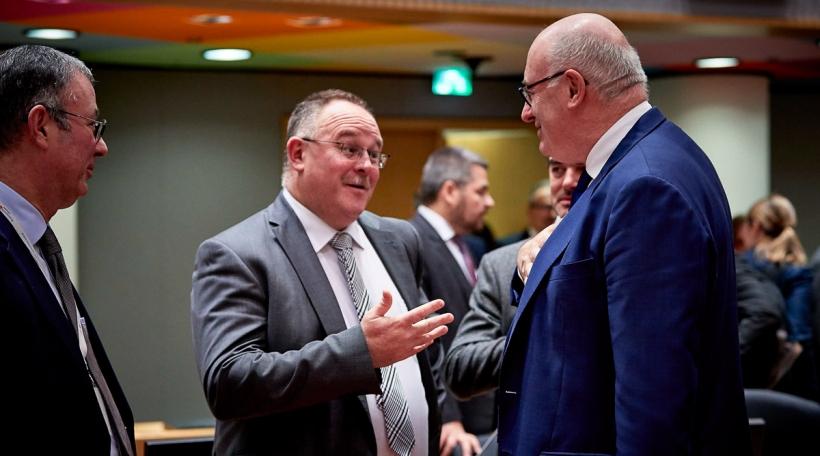 Romain Schneider um Conseil vun den EU-Landwirtschaftsministeren