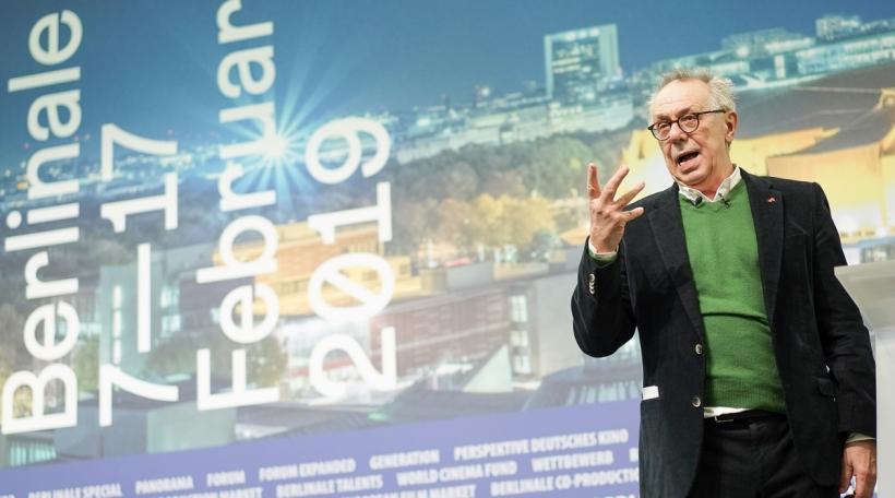 Festivaldirektor Dieter Kosslick Berlinale