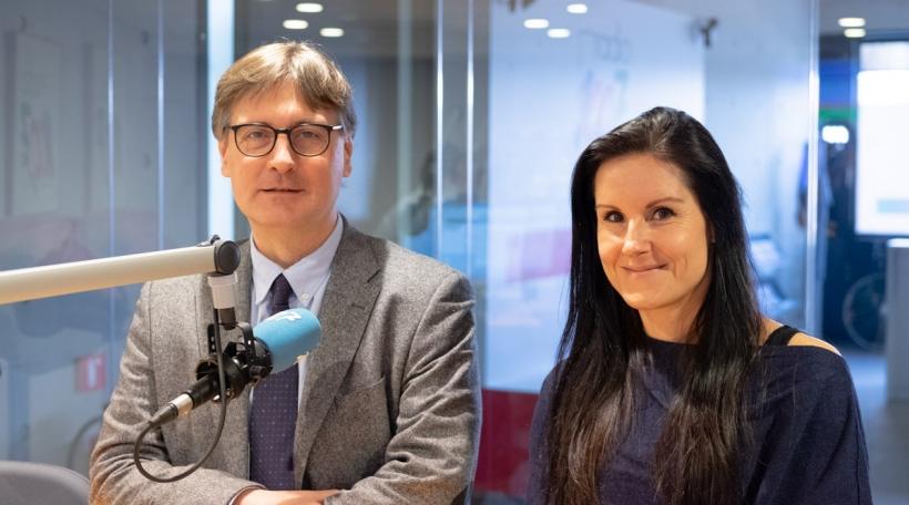 Dr. Marc Diederich an Dr. Barbora Boyer-Orlikova