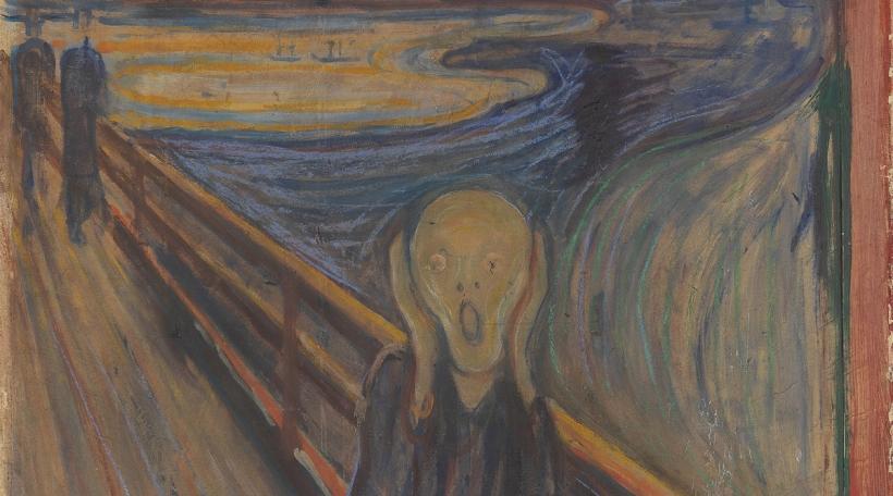 Edward Munch - Der Schrei