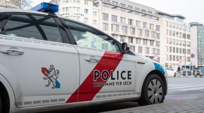 Police Gare Lëtzebuerg 2
