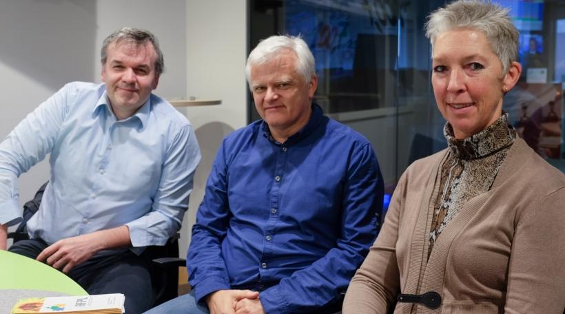 Dr. Marc Graas, Marc Stein, Mady Juchem